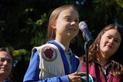 500 000 participants à la Marche pour le climat, disent les organisateurs