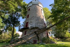 Importants dommages au moulin Fleming à LaSalle