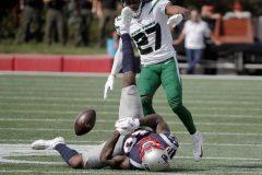 La défensive des Patriots fait encore le travail dans un gain contre les Jets