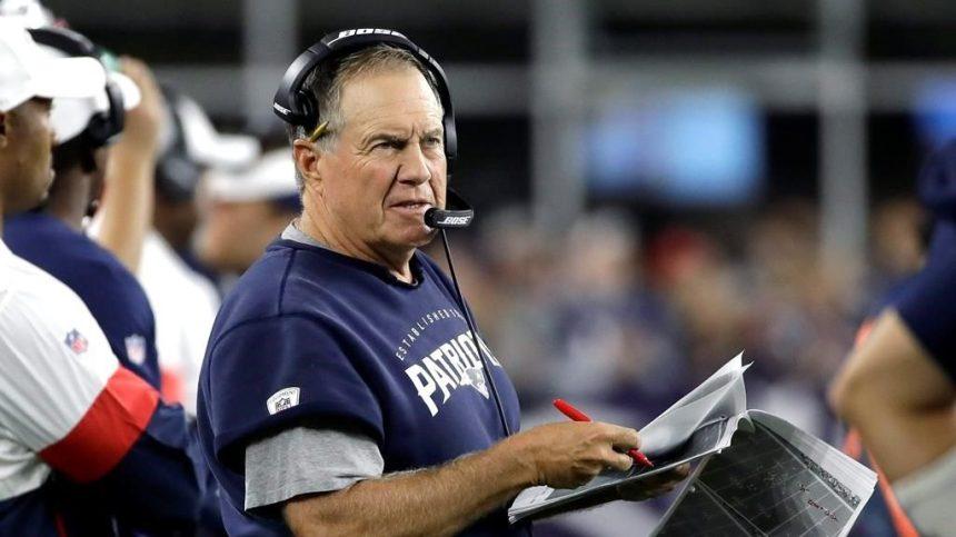 Les Patriots ne dévoilent pas leurs intentions avec Antonio Brown pour dimanche
