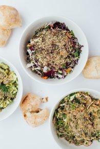 Foodhchain salade