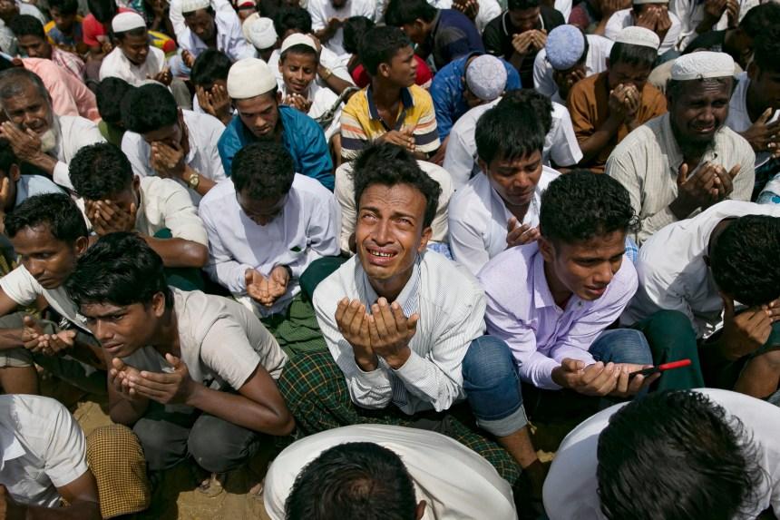 Les Rohingyas vivraient sous la menace d'un génocide en Birmanie