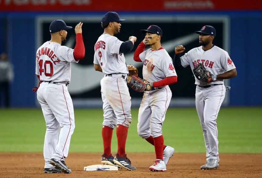 Les Red Sox défont les Blue Jays 7-4 pour mettre fin à une série de cinq revers