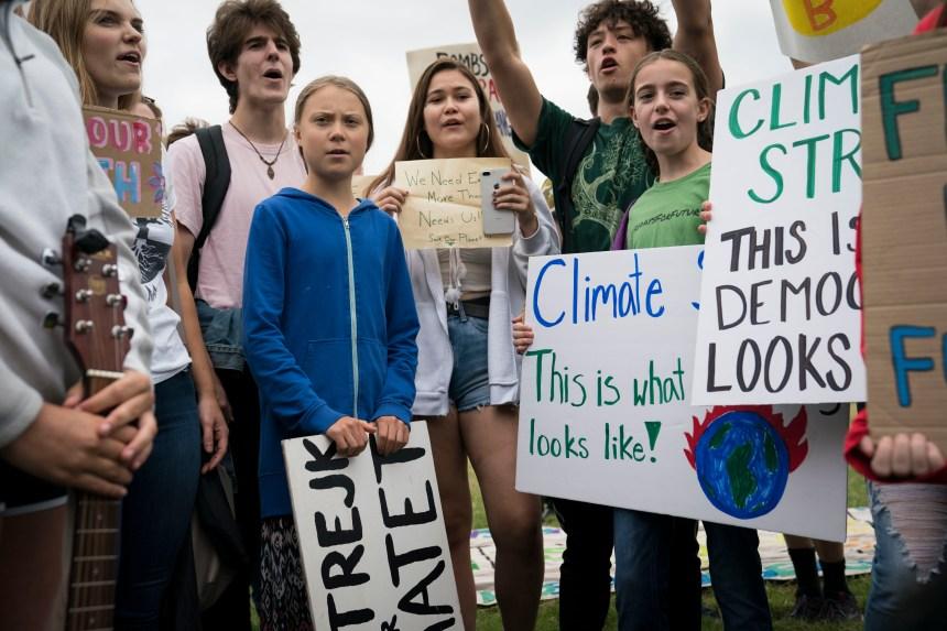 Marche pour le climat: Québec solidaire échoue à faire suspendre les travaux