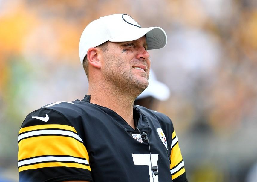 En l'absence de Roethlisberger blessé, les Steelers vont chercher du renfort