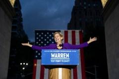 «Une femme qui a des idées»: Elizabeth Warren très applaudie à New York