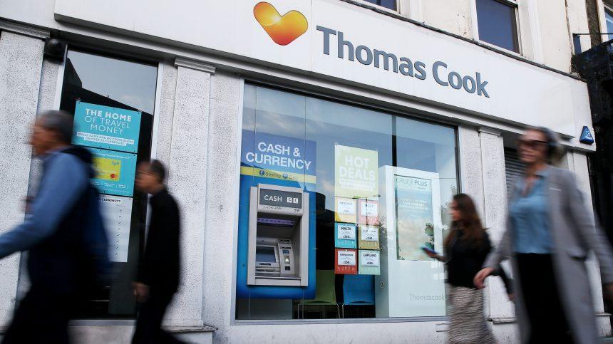 Opération de rapatriement massive après la faillite de Thomas Cook