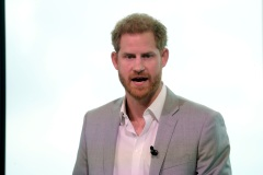 Afrique australe: le prince Harry en visite officielle en famille