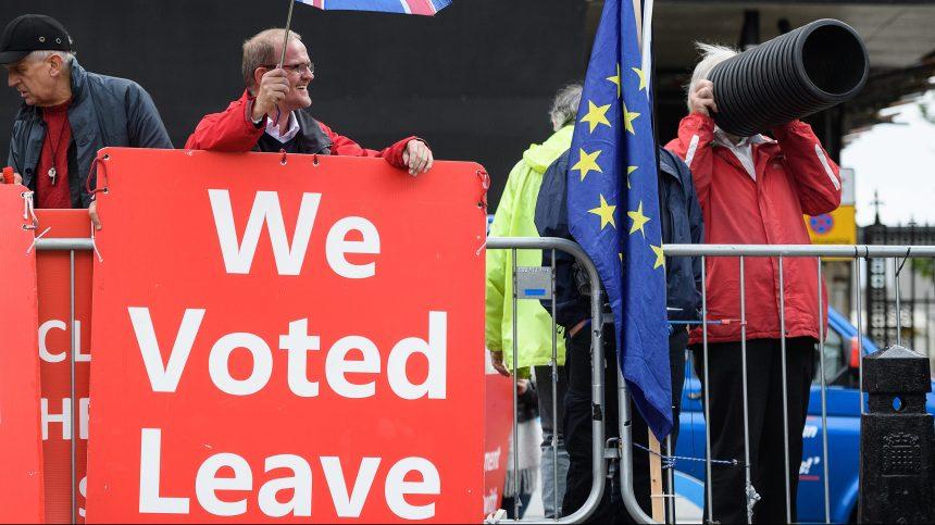 Difficiles discussions attendues entre l'UE et Londres concernant le Brexit