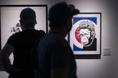 Une oeuvre de Banksy mise aux enchères à Londres