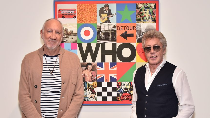 The Who de retour avec le single «Ball and Chain»