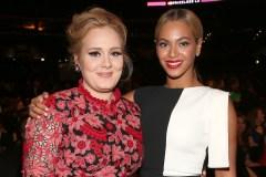 Collaboration d'Adele et Beyoncé pour une nouvelle chanson
