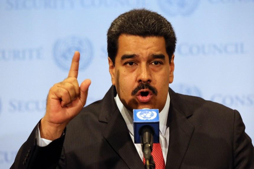 «Nous sommes prêts pour la bagarre», répond Maduro à Trump