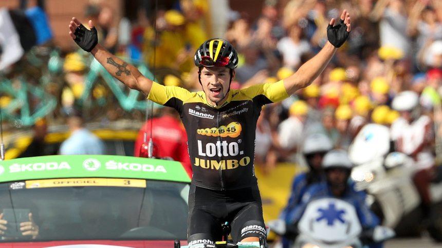 Higuita gagne la 18e étape du Tour d'Espagne, mais Roglic s'approche du titre