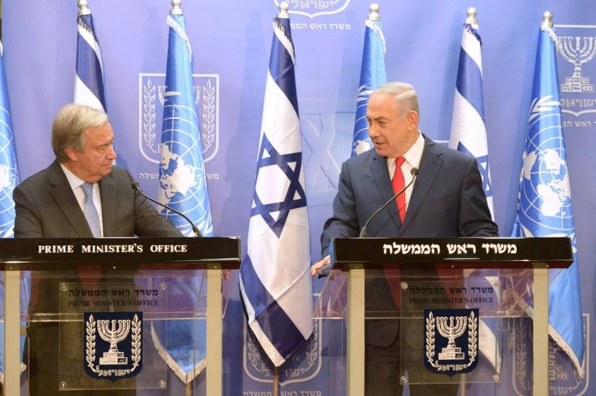 Réactions indignées au projet d'annexion d'un pan de la Cisjordanie par Israël