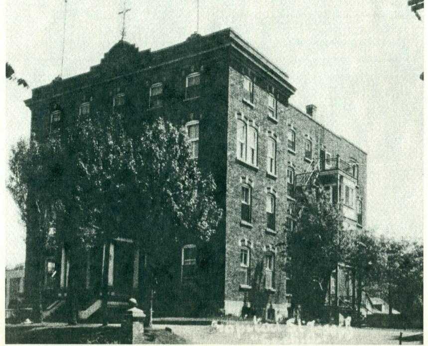 Plus d'un siècle de soins pour l'Hôpital de Lachine