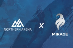 Northern Arena se paye Mirage Esports