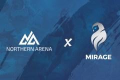 Northern Arena se paye Mirage Esports