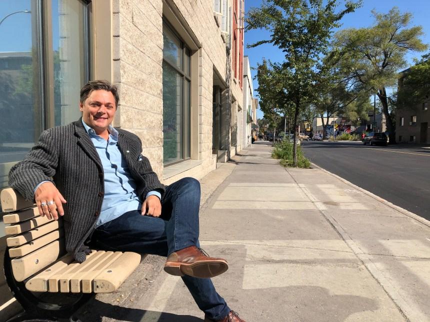 Claude André: candidat pour le Bloc québécois dans Rosemont—La Petite-Patrie