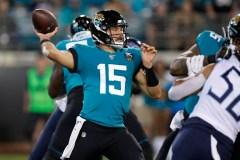 Gardner Minshew et la défensive aident les Jaguars à battre les Titans 20-7