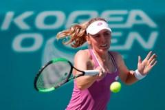 Anastasia Pavlyuchenkova gagne rapidement son premier match à l'omnium d'Osaka