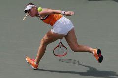 L'Américaine Madison Keys remporte son premier match à l'omnium d'Osaka