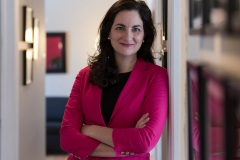 Marie Montpetit soutient Dominique Anglade