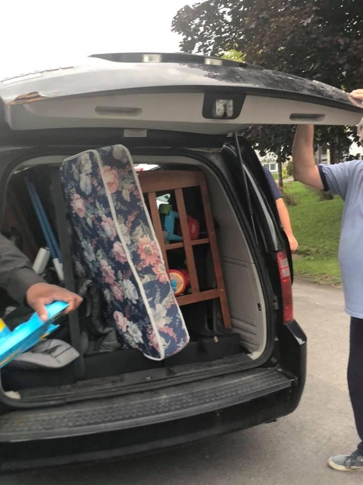 Un organisme de bienfaisance se fait voler son véhicule à Montréal-Nord
