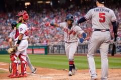 Les Braves d'Atlanta obtiennent officiellement une place en séries
