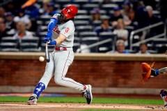 Phillies: Bryce Harper n'a pas subi de fracture à la main droite