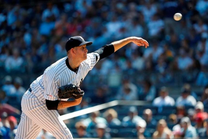 Stanton cogne un circuit à son retour et les Yankees défont les Blue Jays 7-2