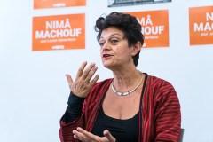 Nimâ Machouf: garder Laurier–Sainte-Marie «en orange»