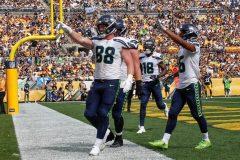 Les Steelers perdent Ben Roethlisberger dans un revers face aux Seahawks