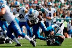 Les Lions se sauvent avec une victoire de 27-24 contre les Eagles