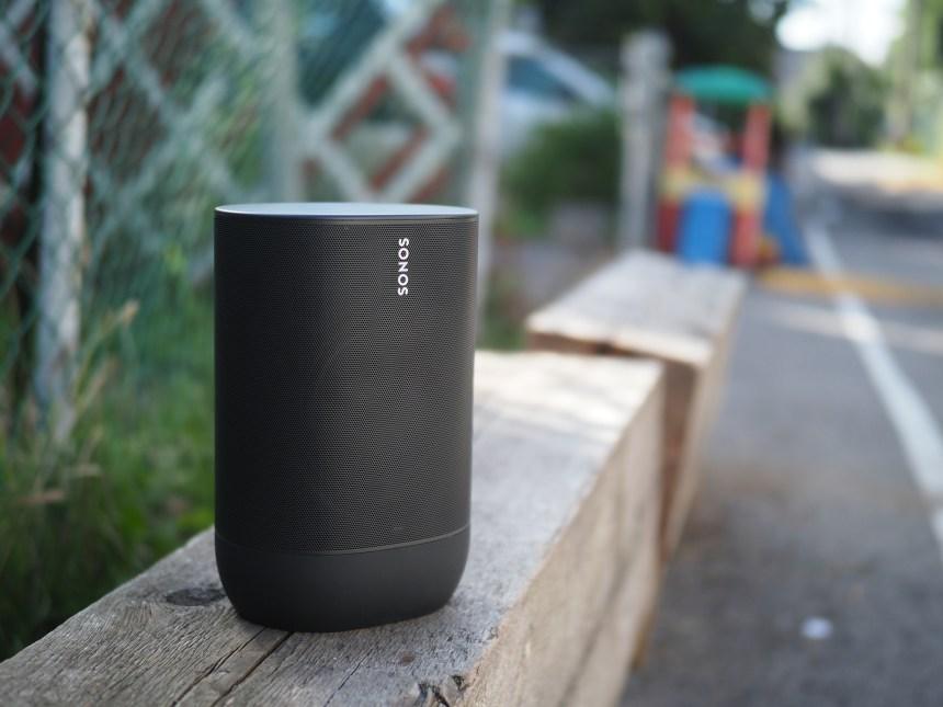 Essai du Sonos Move: une attente qui aura valu la peine