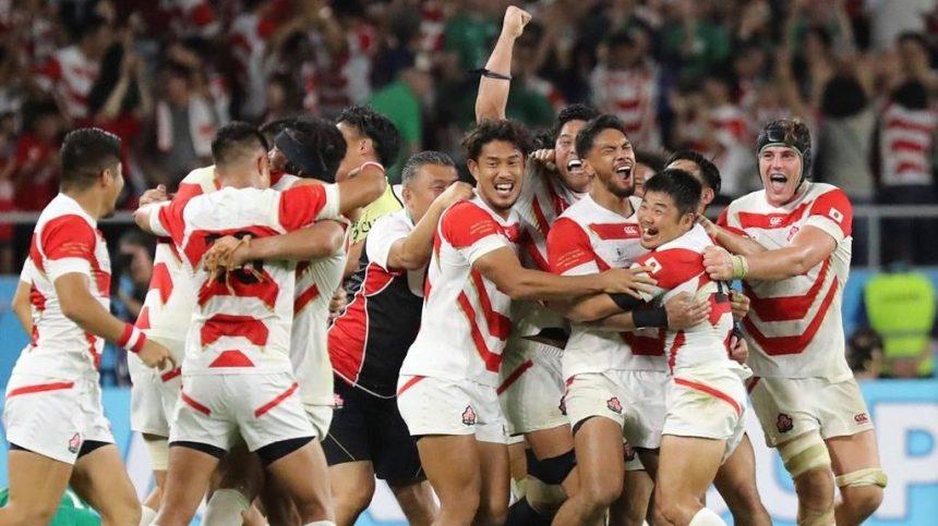 Le Japon bat l'Irlande et cause une autre surprise à la Coupe du monde de rugby