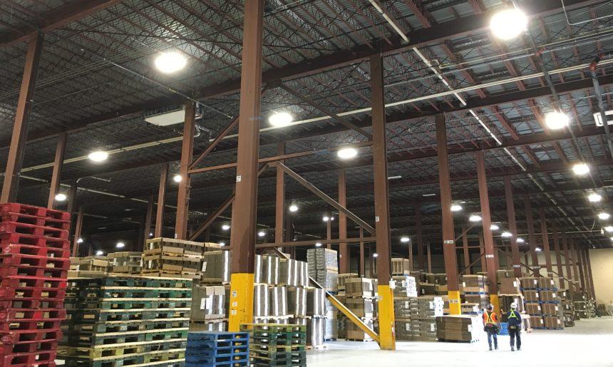 Nouvelle usine pour Emballages Mitchel-Lincoln à Saint-Laurent