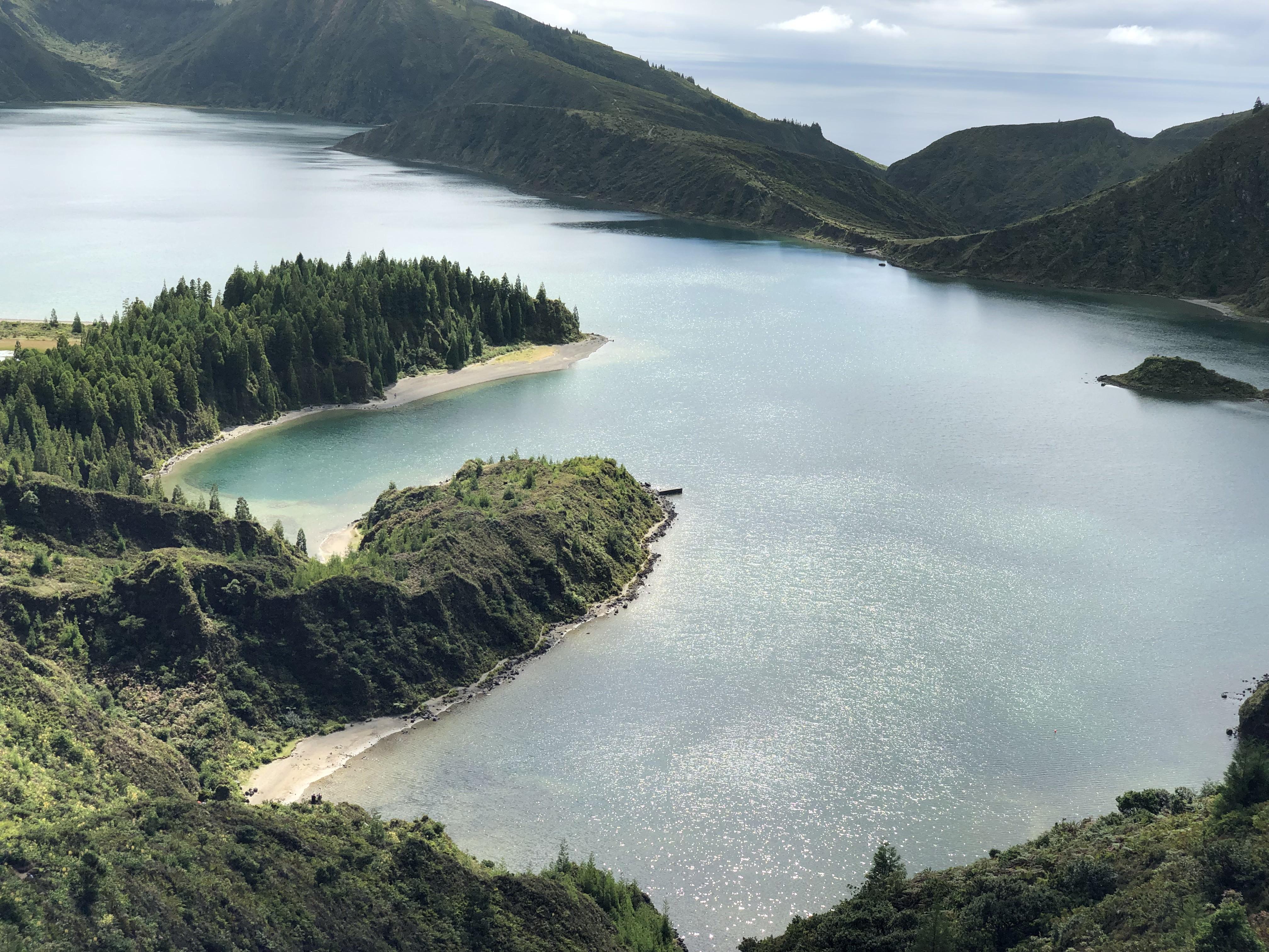 São Miguel -Lagoa do Fogo