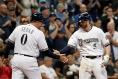 Les Brewers de Milwaukee gardent la cadence avec les Cubs et les Cardinals