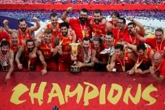 Marc Gasol aide l'Espagne à remporter la Coupe du monde de basketball