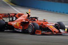 F1: une autre pole position pour le pilote Charles Leclerc, de Ferrari