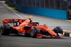 Formule Un: une autre pole position pour Charles Leclerc, de Ferrari