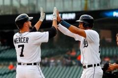 Mercer et Alexander se distinguent dans une victoire des Tigers, 5-2