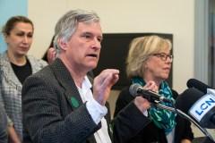 Le Parti vert a «fait des erreurs», reconnaît Daniel Green