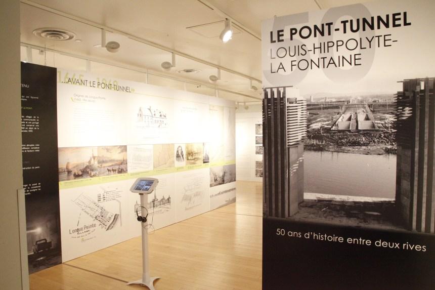 Expositions sur l'histoire du transport dans l'Est