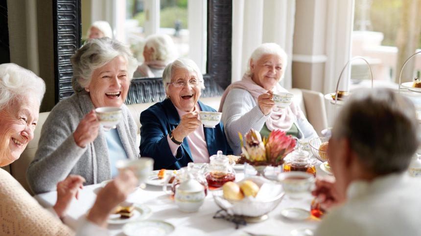 Pour rester jeune, buvez (beaucoup) de thé