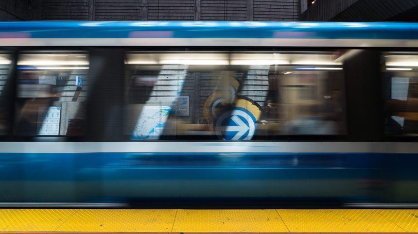 Le transport collectif gagne peu de terrain dans le Grand Montréal