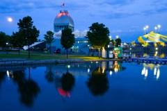 Montréal réinvente le cirque grâce à la high-tech