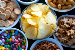Les Québécois mangent beaucoup d'aliments à faible valeur nutritive