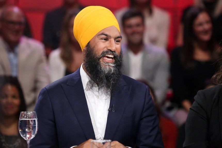 TLMEP: Jagmeet Singh veut créer de l'emploi, réduire l'empreinte carbone et accroitre le poids politique du Quebec